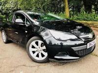 2012 Vauxhall Astra Gtc 1.4 i Turbo 16v Sport Coupe 3dr Petrol Manual (s/s)