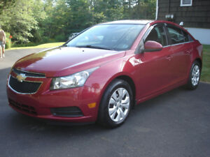 !!! ONE OWNER 2012 CRUZE !!!
