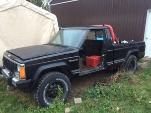 Jeep Comanche and parts