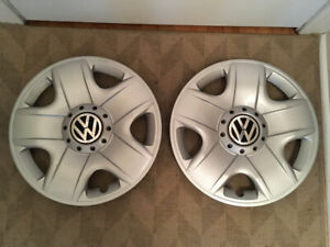 Enjoliveurs Volkswagen 15 po