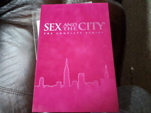 Sex and the city complete series box set DVD