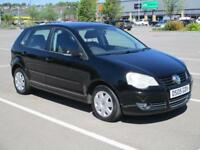 05 Volkswagen Polo 1.2 S + ONLY 81K WITH FSH + 5 DOOR