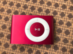 Apple IPod shuffle 2nd generation SPECIAL EDITION 2GB modelA1204