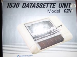 Commodore 1530 Datassette Unit Model C2N