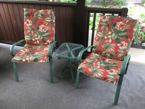 Chairs & Table