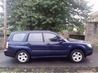 Subaru Forester 2.0 X 2006 (56)**4x4**Full Years MOT