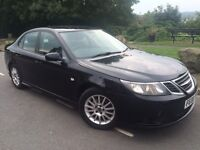 2008 New Shape Saab 9-3 Airflow Dt 1.9 tid 150 bhp 6 speed # half leather # cheap insurance model