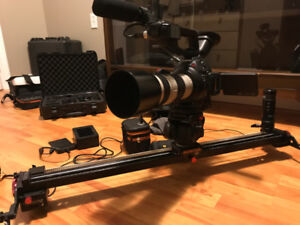 C100 Mark II Camera Package for sale