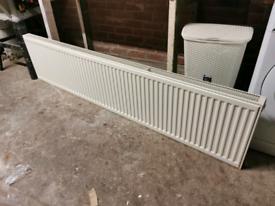 Kudox double panel radiator