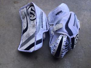 Warrior Ritual Youth Goalie Gloves