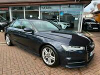 2016 Audi A6 3.0 TDI S Line 4dr S Tronic SALOON Diesel Automatic