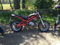 Sachs xroad 125 2006