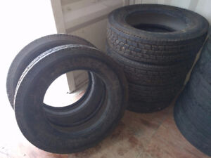 Michelin XDS 2 Truck/Bus Tires