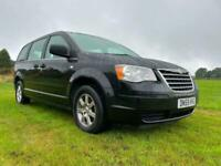 2010 Chrysler Grand Voyager 2.8 CRD LX 5dr Auto MPV Diesel Automatic