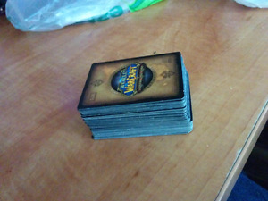 World of Warcraft Trading Cards deck. $15