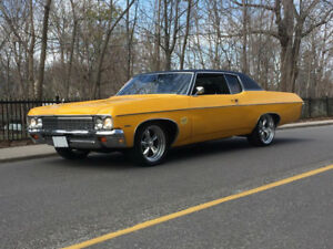 1970 CHEVROLET IMPALA COUPE - $1400 FIRM