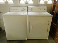 Kenmore Washer and Dryer - Delivery Available