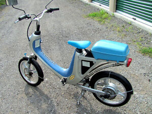 Great phenox electric bicycle