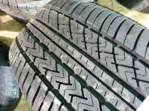 4 X 185-60-R14 ETE NEW DOUGLAS  TIRE NEUFS TAX IN