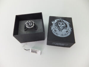 Sons of anarchy Stainless steel Ring - official licensed Sam Cro