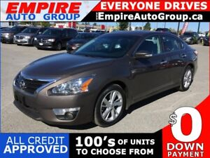 2013 NISSAN ALTIMA 2.5 SL * LEATHER * NAV * REAR CAM * 1 OWNER *