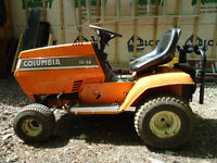 Tracteur 2cyl. 12hp