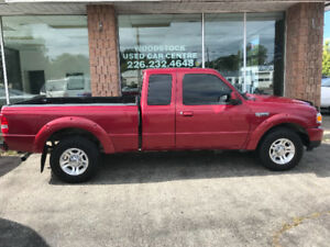 2009 FORD RANGER ***CERTIFIED*** 5 SPEED