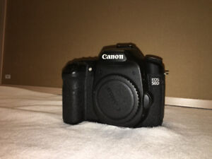 SLAM DUNK: Canon EOS 50D body only