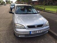 Vauxhall Astra 1.6 Auto cheap car bargain