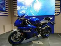 YZF-R6, ICON BLUE OR MIDNIGHT BLACK NOW AVAILABLE, 1 PREREGISTERED AND 1 EX D...
