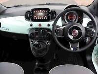2019 Fiat 500 1.2 Lounge 3dr Hatchback Petrol Manual