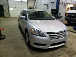 NISSAN SENTRA FOR PARTS