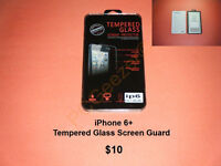 iPhone / Apple Watch.... Tempered Glass Screen Guards