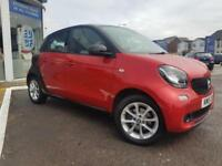 Smart forfour 0.9 ( 90bhp ) ( s/s ) 2015MY Passion
