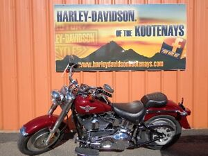 2006 Harley-Davidson FLSTF - Softail Fat Boy