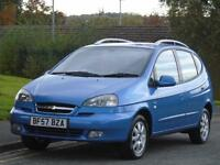 CHEVROLET TACUMA 2.0 PLUS AUTOMATIC CDX,ONLY 62K,LONG MOT,EXCELLENT CONDITION