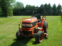 Kubota L3010HST Compact Tractor