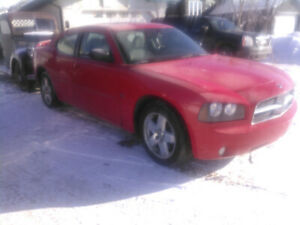 2007 Dodge Charger All Wheel Drive