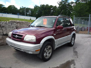 1999 Suzuki Grand Vitara JLX Other