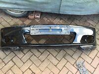 E46 coupe Msport front bumper needs TLC