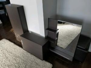 Meuble Ikea pour salle de bain