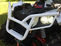2014 polaris Scrambler 1000 XP Custom Very Fast Zillas Plow Mint