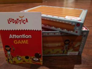 Jeu Ludattica - Attention game