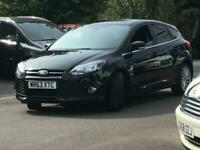 2013 Ford Focus 1.0 125 EcoBoost Zetec Navigator 5dr Hatchback Petrol Manual