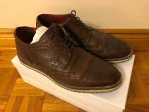 Men's Josef Seibel European Shoes Casual Formal size 43 or 11