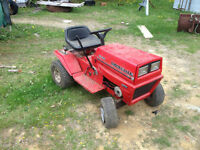 Early 90's MTD Lawnflite Lawn Tractor