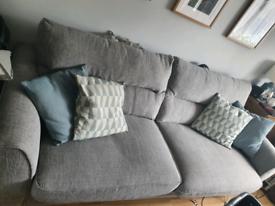 Jensen 4 seater sofa oak furniture land