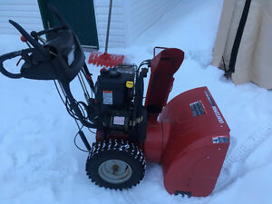 "2004 Sears Craftsman 9.5hp, 27"" snowblower for sale, or for part"