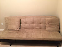 Quality Futon / Recliner