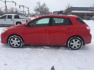 2010 Toyota Matrix, PW,PL, AUTO, A.C, Certified $6999.00